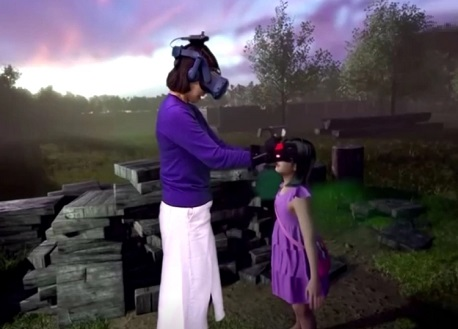 Mother Reunited With Dead Daughter in VR Goes Horribly Wrong