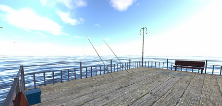 Sea Fishing Simulator (Steam VR)
