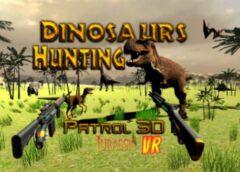 Dinosaur Hunting Patrol 3D Jurassic VR (Steam VR)