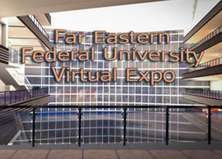 Far Eastern Federal University Virtual Expo (Steam VR)