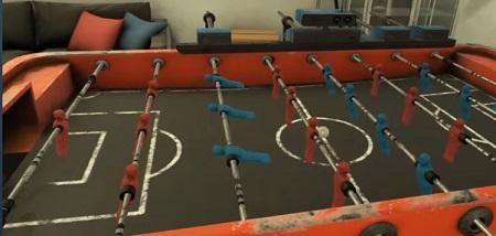 Futbolín Revolution (Steam VR)