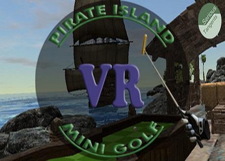 Pirate Island Mini Golf VR (Steam VR)