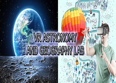 VR Astronomy and Geography Lab (Steam VR)
