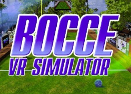 Bocce VR Simulator (Steam VR)