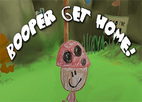 Booper, Get Home! (Steam VR)