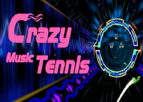 Crazy Music Tennis (Steam VR)