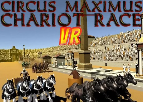 Historical Games: Chariot Racing (Steam VR)