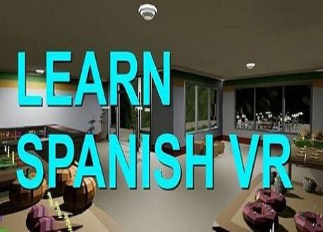 Learn Spanish VR (Steam VR)