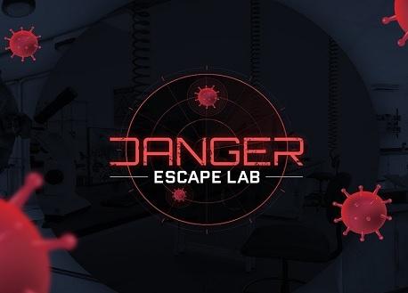DANGER! Escape Lab (Steam VR)