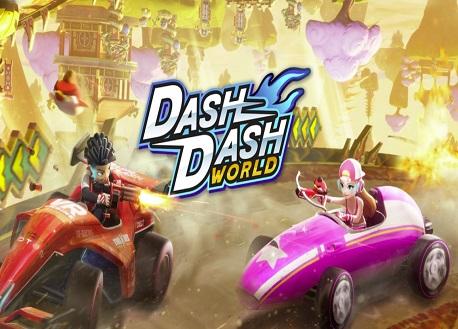 Dash Dash World (Steam VR)