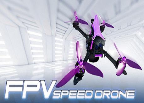 FPV Speed Drone (Steam VR)