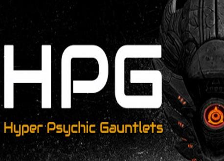 Hyper Psychic Gauntlets (Steam VR)