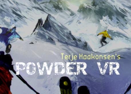 Terje Haakonsen's Powder VR (Steam VR)