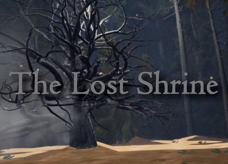 The Lost Shrine - Escape Room (Steam VR)