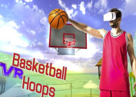 VR Basketball Hoops (Steam VR)