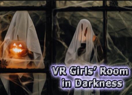 VR Girls' Room in Darkness (Steam VR)