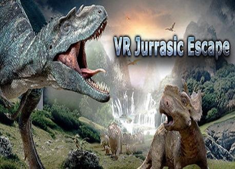 VR Jurassic Escape (Steam VR)