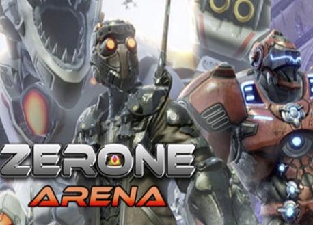ZERONE - Spinoff Arena (Steam VR)