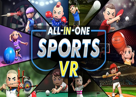 All-In-One Sports VR (Steam VR)