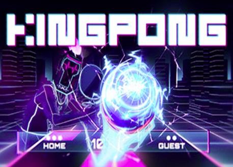 KING PONG (Steam VR)