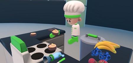 Muffin Fight (Steam VR)