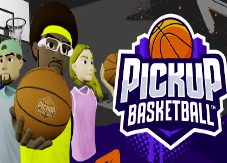 Pickup Basketball VR (Steam VR)