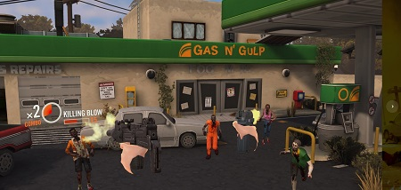 Zombieland: Headshot Fever (Oculus Quest)