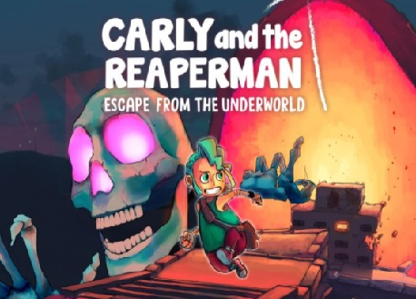 Carly and the Reaperman (Oculus Quest)