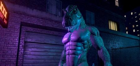 Mutant Alley: Do The Dinosaur (Steam VR)