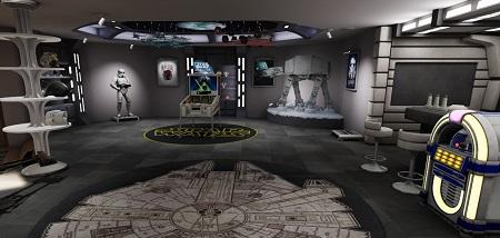Star Wars Pinball VR (Oculus Quest)