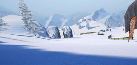 Carve Snowboarding (Steam VR)