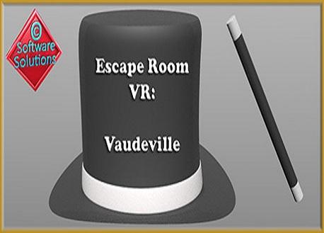 Escape Room VR: Vaudeville (Steam VR)
