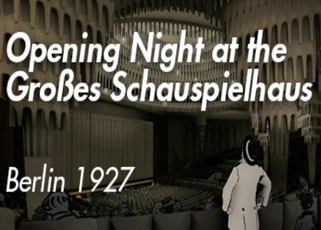 Opening Night at the Großen Schauspielhaus Review (Steam VR) - HTC Vive & Windows MR
