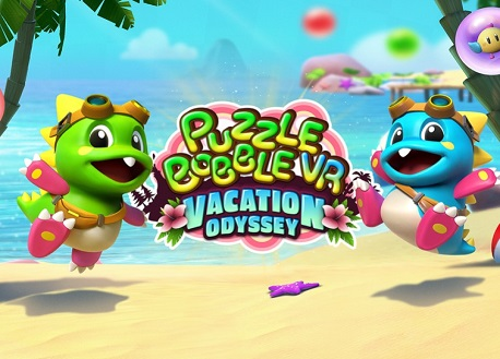 Puzzle Bobble VR: Vacation Odyssey (Oculus Quest)