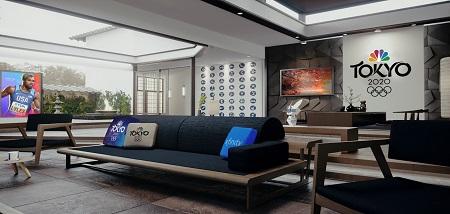 NBC Olympics VR by Xfinity (Oculus Quest)