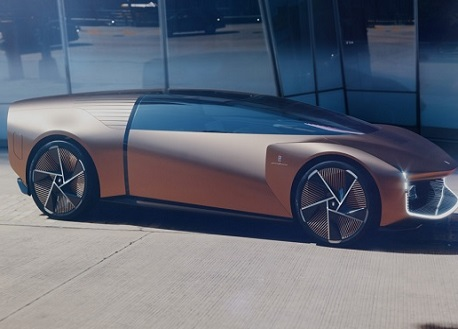 Say Hello To The First Ever Car Designed Using VR Technology