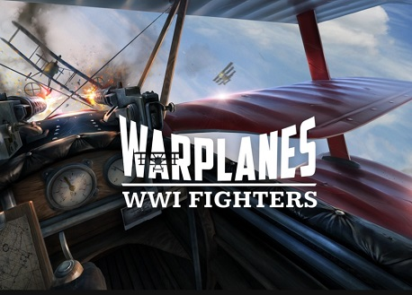 Warplanes: WW1 Fighters (Oculus Quest)
