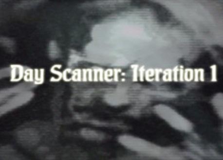Day Scanner: Iteration 1 (Steam VR)
