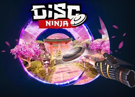 Disc Ninja (Oculus Quest)