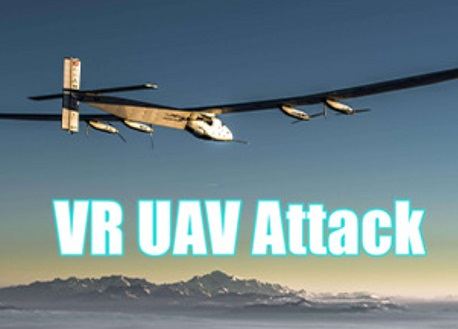 VR UAV Attack (Steam VR)