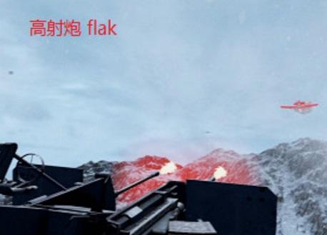 高射炮 flak (Steam VR)