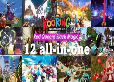 KooringVR Wonderland:Red Queen's Black Magic (Steam VR)