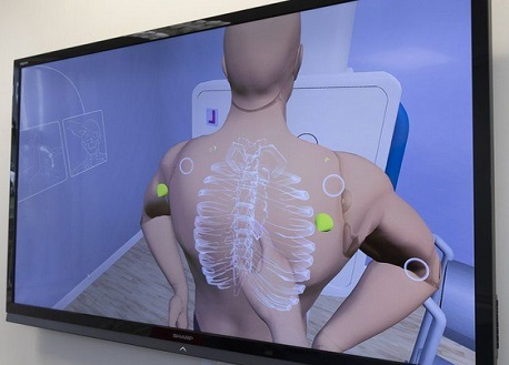 Radiographers and Now Being Trained in Virtual Reality!