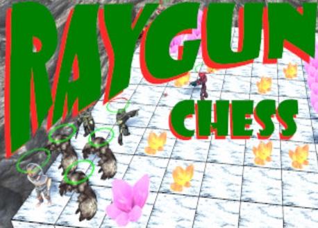 Raygun Chess (Steam VR)