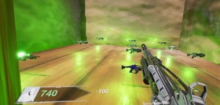 VR Horror Survival Zombie Battle (Steam VR)