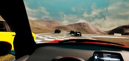 VR crazy racing (Steam VR)