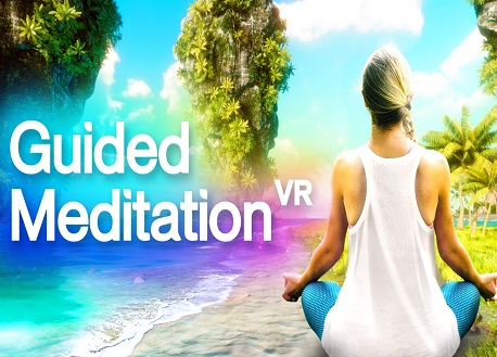 Guided Meditation VR (Oculus Quest)