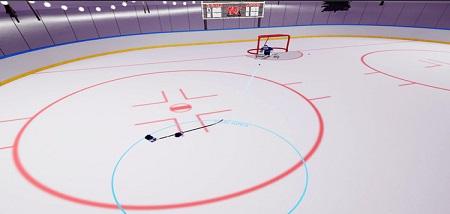 Hockey VR (Steam VR)
