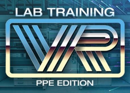 LabTrainingVR: Personal Protective Equipment Edition (Steam VR)