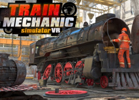 Train Mechanic Simulator VR (Steam VR)